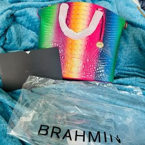 Authentic Brahmin's new confection large edition